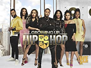 Growing Up Hip Hop Season 4