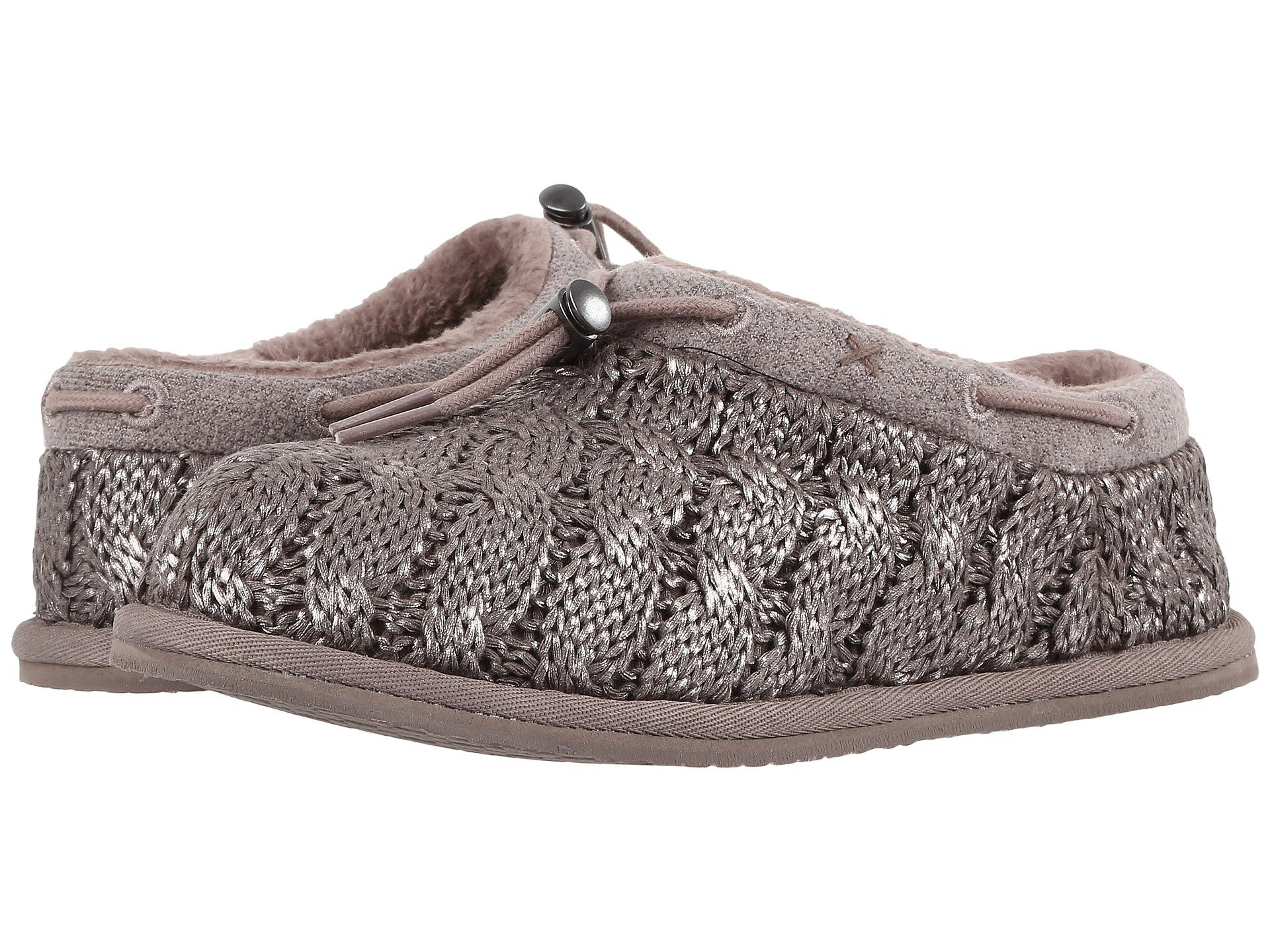 Ugg Kids Freesia Cable Knit Little Kid Big Kid At Zappos Com
