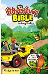 NIrV, Adventure Bible for Early Readers Kindle Edition