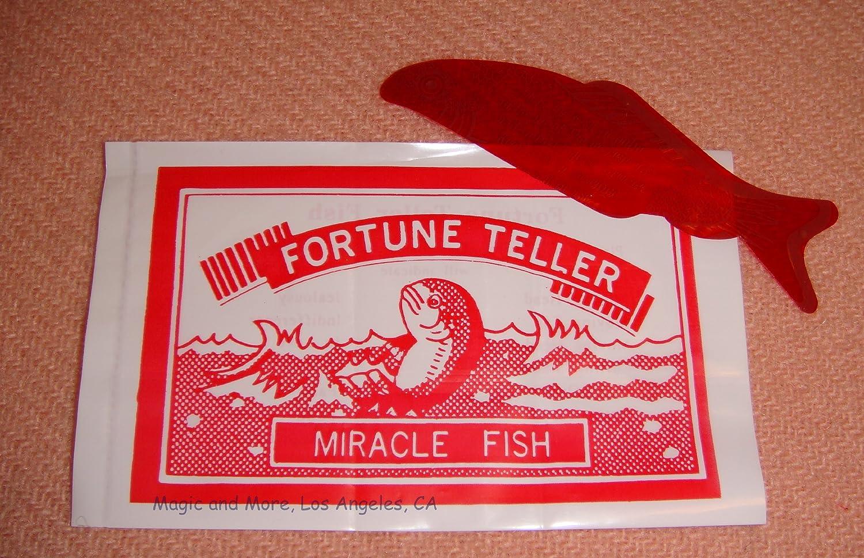 Fortune Teller Miracle Fish Magic Trick by World Tech Toys B008FSEI2A Spielzeug mit kindlichen Herzen herstellen      Wunderbar