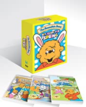 The Berenstain Bears: Get Ready for Spring 3-DVD Pack