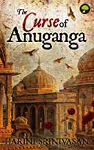 The Curse of Anuganga Book Cover, MommyShravmusings Book Review Blog