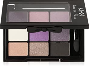 NYX Professional Makeup Love in Paris Eyeshadow Palette, Be Our Guest Maurice, 0.03 Ounce