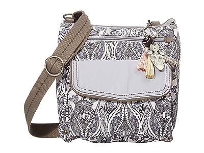 Sakroots Camino Swing Pack (Dove Soulful Desert) Handbags