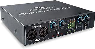 Focusrite Saffire Pro 24 16イン8アウト Firewireオーディオインターフェイス Focusriteプリアンプ2基搭載