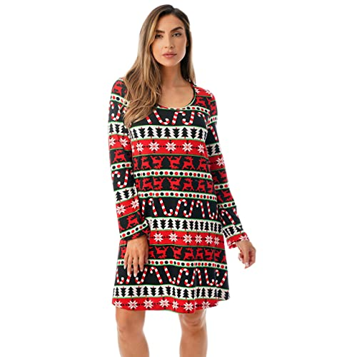38412d74d Just Love Ugly Christmas Dress Xmas Party Outfit
