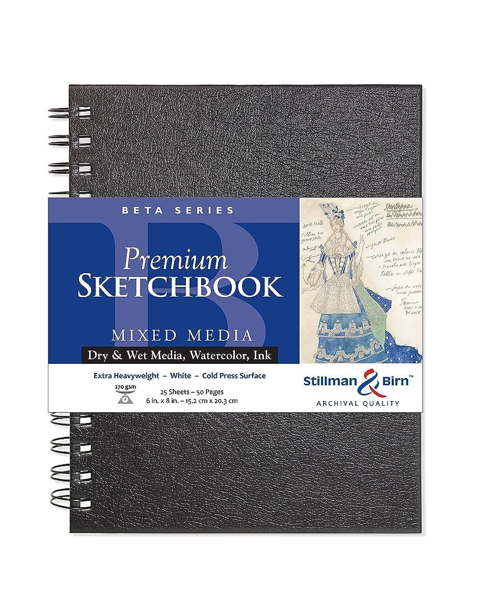 Stillman & Birn Beta Series Wirebound Sketchbook, 6