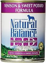 natural balance dog food prices