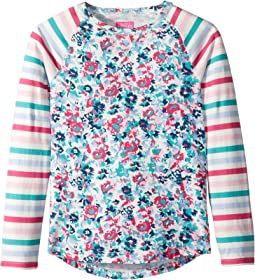 Joules Kids - Printed Jersey Top (Toddler/Little Kids/Big Kids)