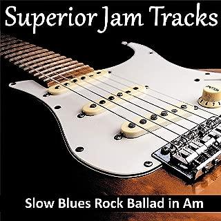 jam track blues rock