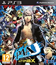 Persona 4 Arena: Ultimax (PS3)