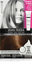 John Frieda Precision Foam Colour, Light Natural Brown 6N (Packaging may vary)