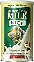 Better Than Milk Vegan Rice Powder, Original, 21.4 Ounce