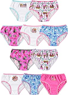 L.O.L. Surprise! girls L.o.l. Surprise! Girls' Panties Multipack