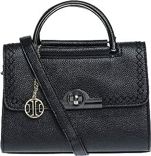 Inoui Satchel Bag For Women, Black