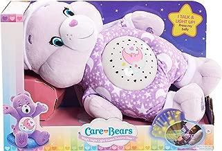 Care Bears Sweet Dreams Magic Night Light Bear Plush