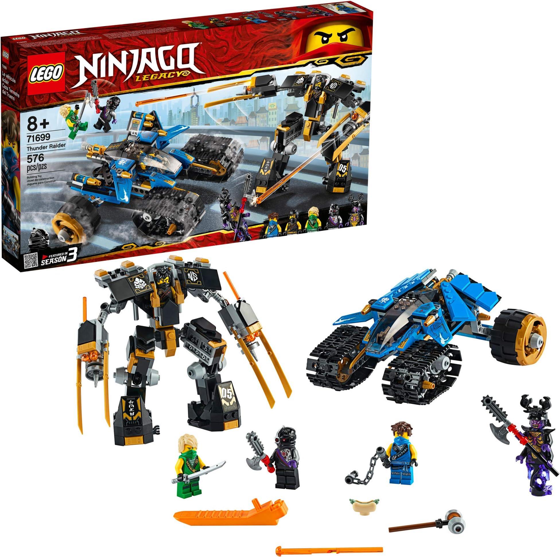 Lego figure accessories Ninjago Back Holder for Sabre Dark Silver Grey 659 #