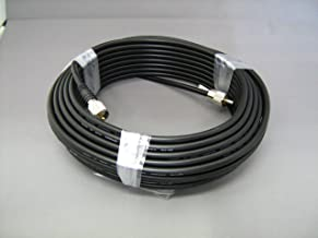 第一電波工業 ダイヤモンド  固定局用5D-FBケーブルセット 20m MP-MPコネクタ(片側脱着タイプ) 5DF20MB