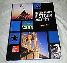 TEKS United States History Since 1877