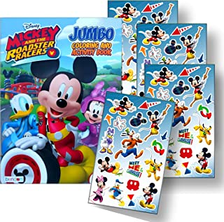Best mickey and the roadster racers coloring book Reviews