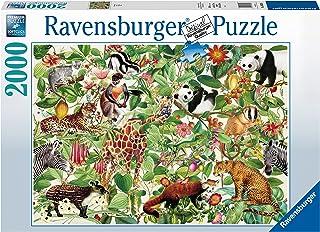 Ravensburger - Jungle Puzzle 2000 Piece Puzzle