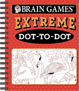Brain Games - Extreme Dot-to-Dot