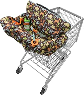 high chair grocery cart cover