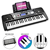 Amazon.com: RockJam RJ761 61 Key Electronic Interactive ...