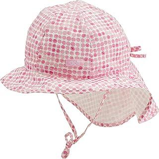 Blanc Sterntaler Chapeau de Soleil Pliant avec Fonction Relevable Taille: 51 Age: 18-24 Mois