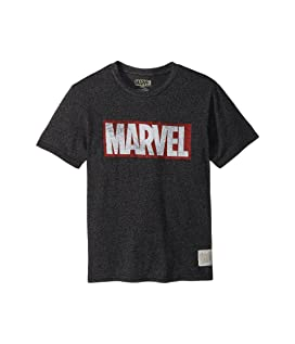 Marvel Short Sleeve Mock Twist Tee (Big Kids)