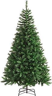 comprar comparacion WeRChristmas - Árbol de Navidad con 841 puntas (madera de pino), Verde, 7 ft/2.1m