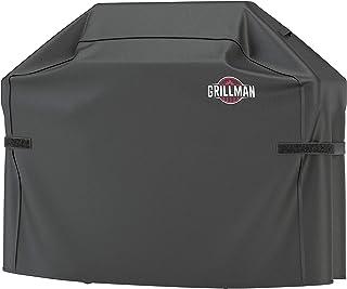 Grillman Wysokiej jakości pokrowiec na grilla, ruszt, wytrzymały pokrowiec na grill gazowy do Weber, Brinkmann, Char Broil...