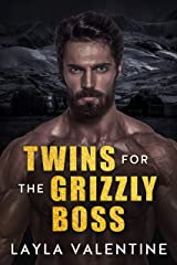 Twins For The Grizzly Boss (Men of the Mountains Book 5) Kindle Edition