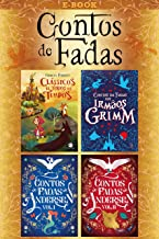 Contos de fadas (Clássicos da literatura mundial) (Portuguese Edition)