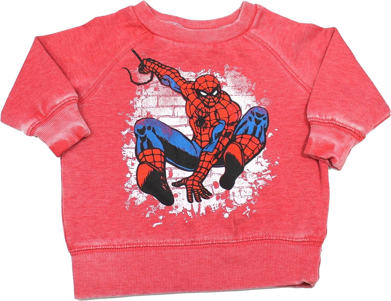 Little Boys Spider Man Sweatshirt 18M