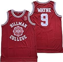 hillman basketball jersey
