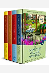The Inspector Graham Mysteries: Books 1-4 (Inspector Graham Collection Book 1) Kindle Edition