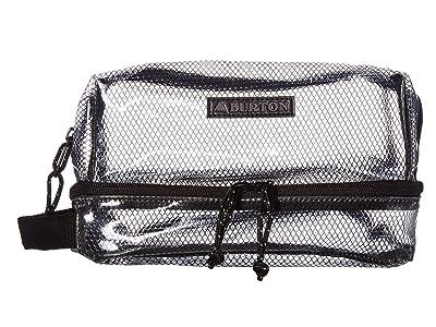Burton Low Maintenance Kit (Clear) Travel Pouch