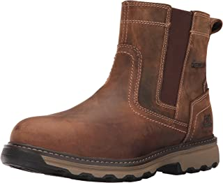 Men's Pelton Steel Toe Industrial and Construction Shoe