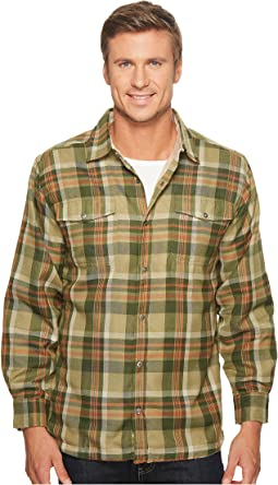 Mountain Khakis Christopher Fleece Lined Shirt