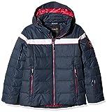 CMP Mädchen Wattierte 3000 Ripstop Skijacke Jacke, Asphalt, 140