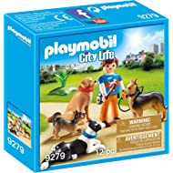 Playmobil Dog Trainer, Multicolored