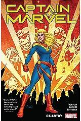 Captain Marvel Vol. 1: Re-Entry (Captain Marvel (2019-)) Kindle Edition