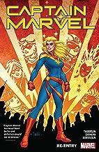 Captain Marvel Vol. 1: Re-Entry (Captain Marvel (2019-))
