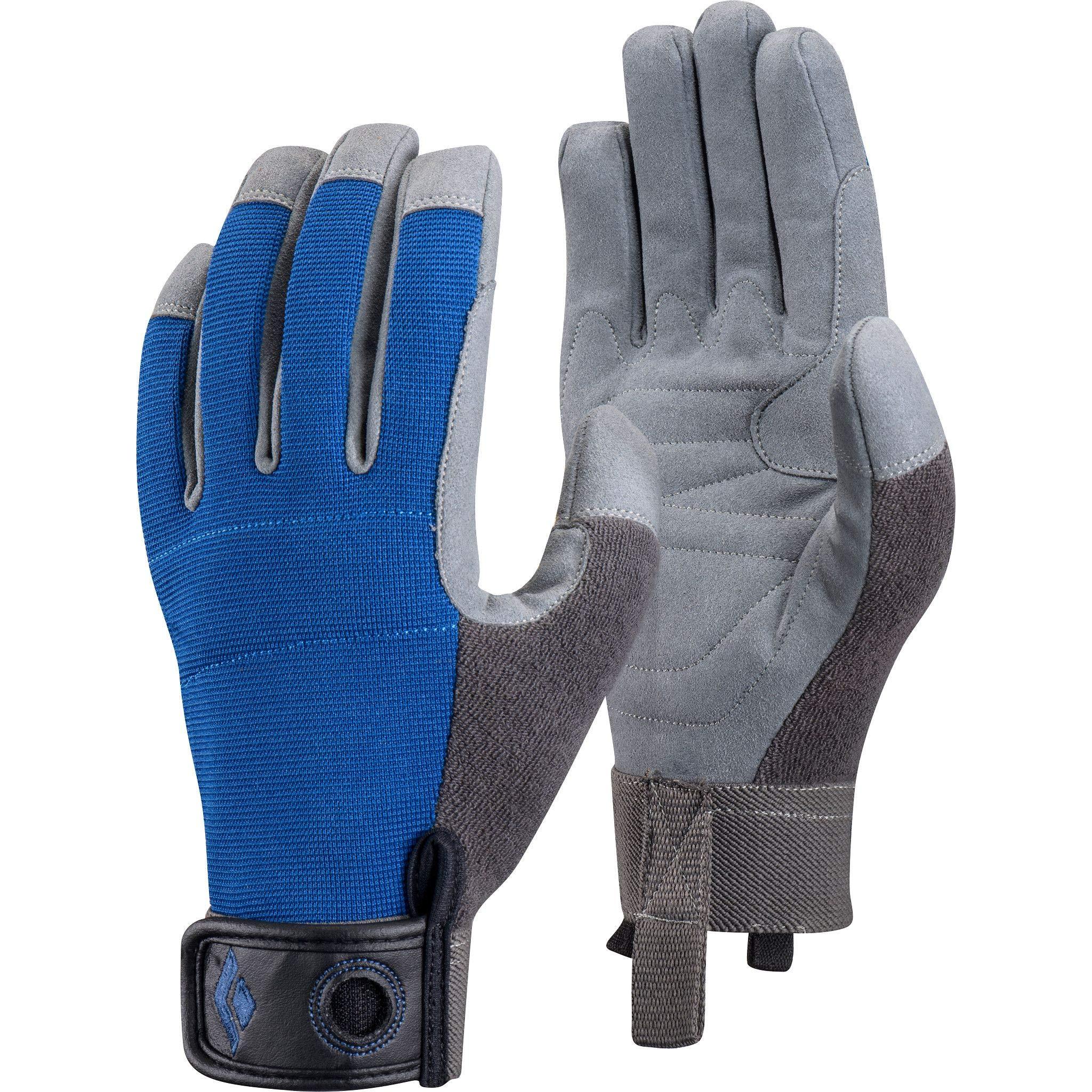 Black Diamond Crag Unisex-Handschuhe, Blau (Cobalt), XS