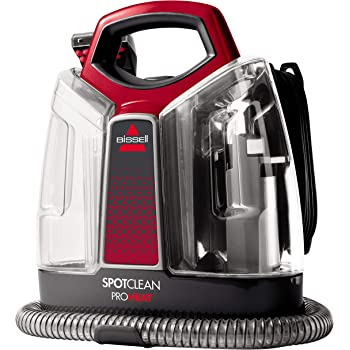 Bissell 36988 Spotclean Proheat - limpiador de alfombras y quitamanchas Portatil: Amazon.es: Hogar