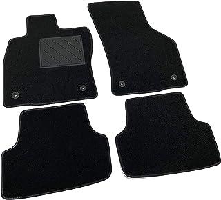 14-20 Element Exp.NLC.3D.51.44.210k Tappetini in Gomma Premium Antiscivolo su Misura per VW MK7 VII//Golf Mk8 VIII-Anno Personalizzati Nera
