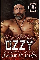 Blood & Bones: Ozzy (Blood Fury MC Book 9) Kindle Edition