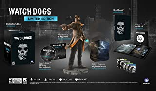 Watch Dogs Limited Edition - PlayStation 4