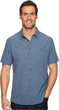 Quiksilver Waterman Technical Short Sleeve Shirt